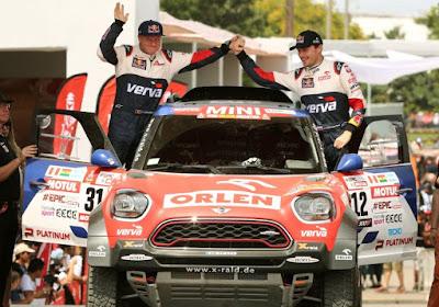 Ook in coronatijden gaat de Dakar door: nieuwe editie, met vijf Belgen aan de start bij de wagens, is voorgesteld