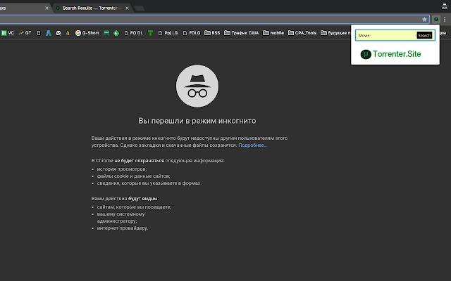 Torrenter - Torrent Search Engine