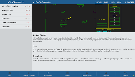 ATCPrep.com™ – ATSA / AT-SAT Preparation App- screenshot thumbnail