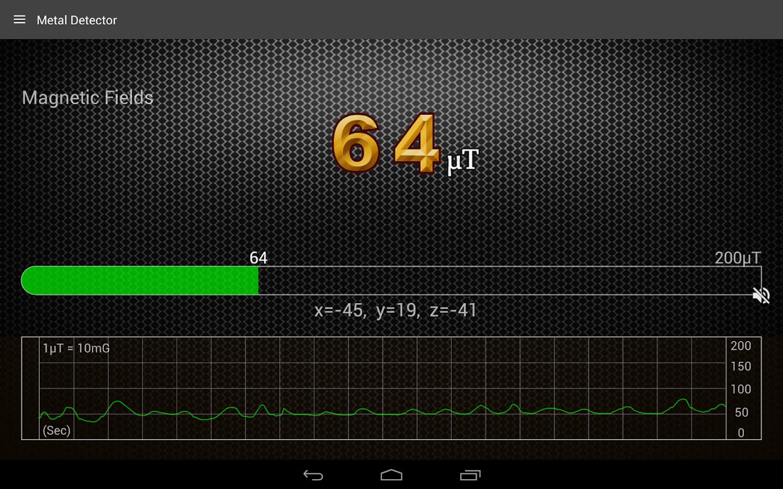 Metal Detector- screenshot