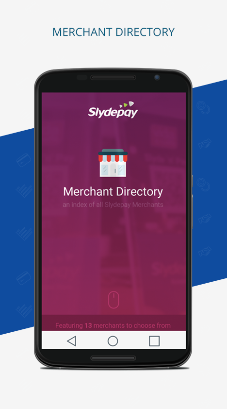 Slydepay- screenshot