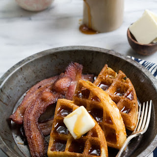 Marion Cunningham's Yeasted Waffles