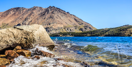 Photo: Laguna Piramide