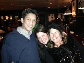 Photo: Pat, Steph, and Darlene