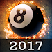 billiards 2017 - 8 ball pool icon