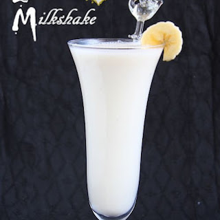 Banana Milkshake | Easy Milkshake Recipes Recipe