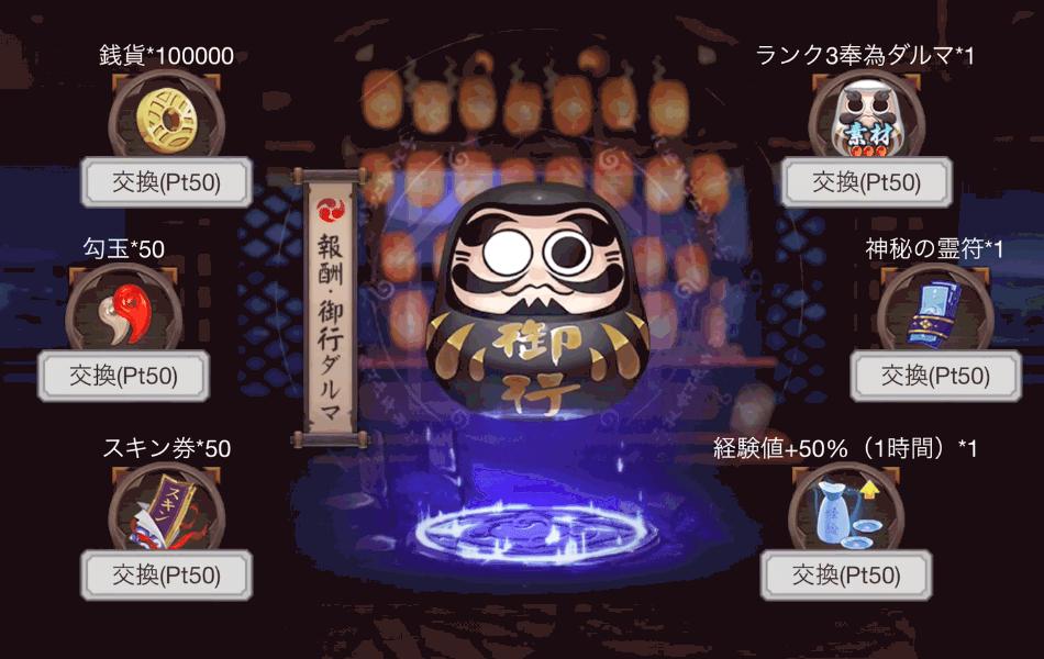 召喚陣復活(椒図スキン)