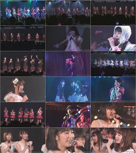 (LIVE)(公演) AKB48劇場11周年特別記念公演 720p 161208