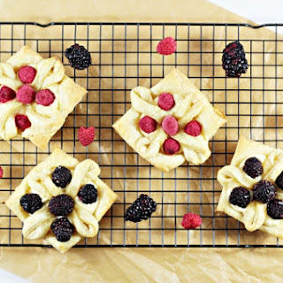 Berry Puff Pastry Desserts Recipes