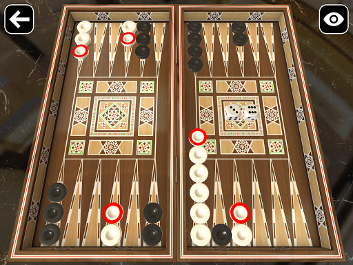 Original Backgammon 1.7 Screenshots 3