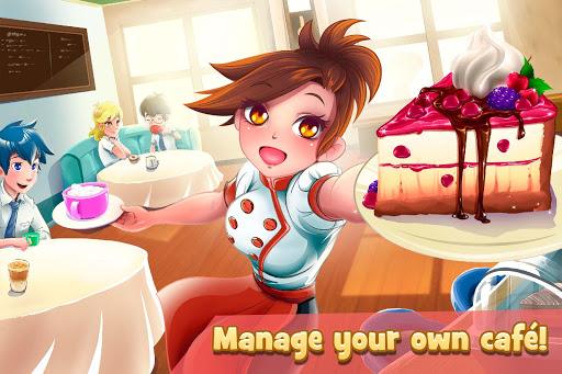 Dessert Chain: Café Waitress screenshot 2
