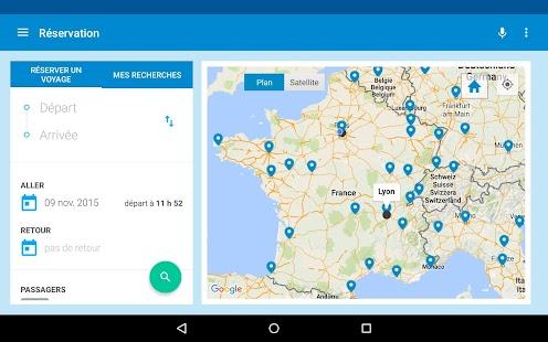 Voyages-SNCF Screenshot 16
