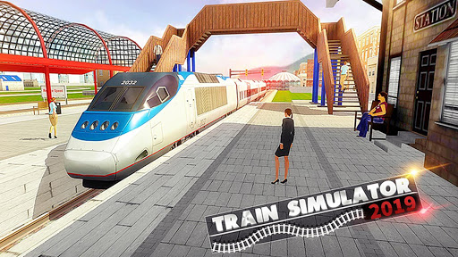 Real Train Driving Simulator: Railway Driver 2019  screenshots 2