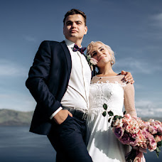Wedding photographer Vladimir Sergeev (Naysaikolo). Photo of 03.10.2018