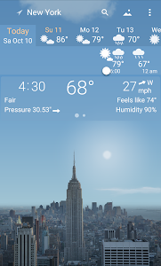 YoWindow - best weather app with live pictures 2.21.21