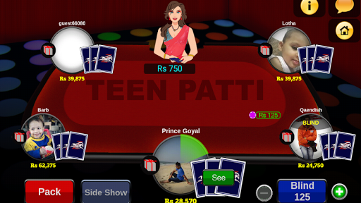 Teen Patti Royal(Offline&Live) screenshot 4