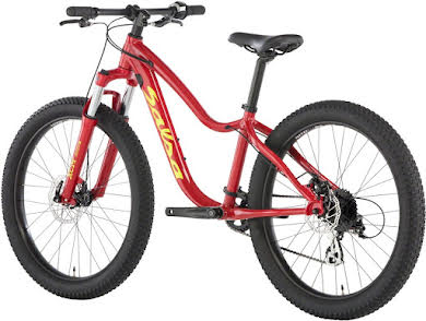 Salsa Timberjack Suspension 24+ Kids Mountain Bike alternate image 4