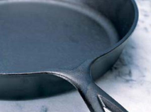 Seasoning Your Cast Iron Skillet N Stuff Recipe