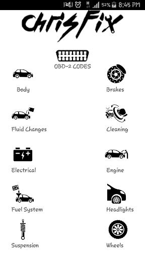 ChrisFix Official App screenshot 5