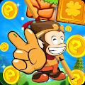 Monkey Run Adventures : Jungle World