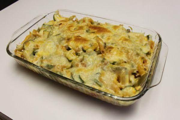 Delicious Zippy Zucchini Casserole