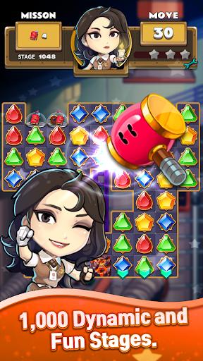 The Coma: Jewel Match 3 Puzzle  screenshots 6