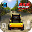 6x6 Offroad Jeep Drive icon