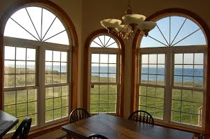 Photo: Breakfast Nook View to Shore