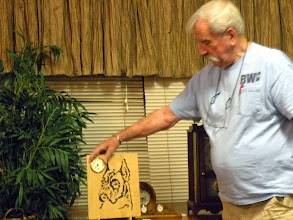 Photo: Lloyd's clock entry
