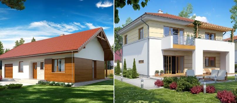 Dom parterowy czy piętrowy?