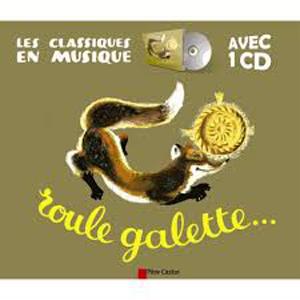 Roule Galette - livre jeunesse