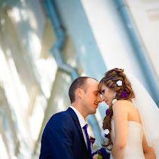 Wedding photographer Vadim Chikalo (bikervadim). Photo of 17.08.2014