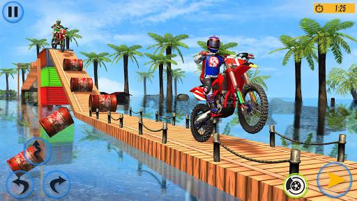 Bike Stunt 3d Race Master - Free Bike Racing Game  screenshots 3