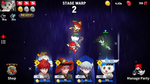 Lucid Adventure Idle RPG screenshot 7