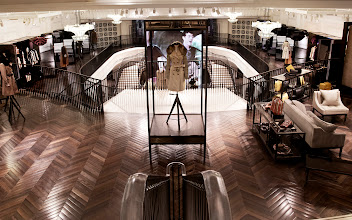Photo: Following the launch of Burberry Bespoke online in 2011, Burberry 121 Regent Street brings the digital experience into a physical space for the first time