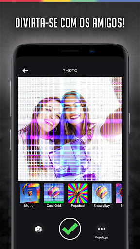 Foto do Camera Efeitos e Filtros para Fotos