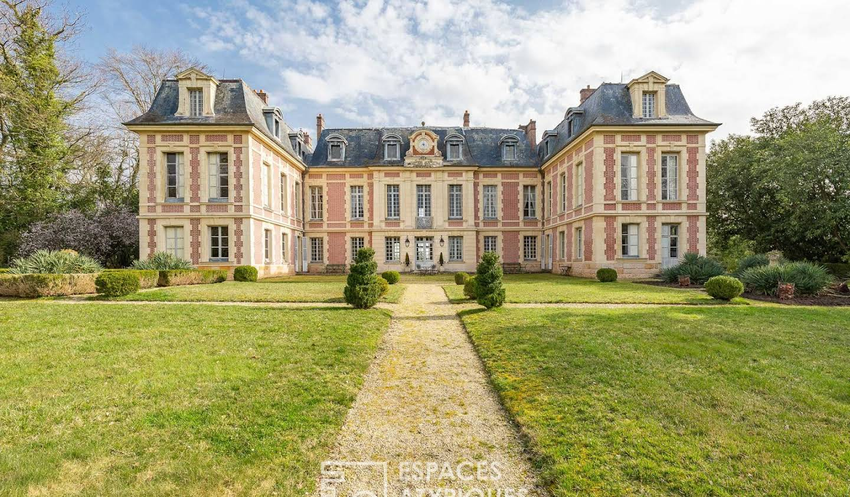 Hôtel particulier Villiers-le-Bâcle