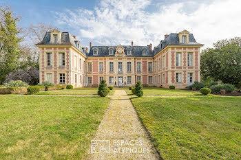 hôtel particulier à Villiers-le-Bâcle (91)