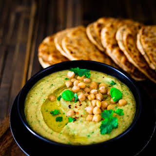 Thai Green Curry Hummus.