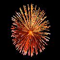 MGCS Fireworks Live Wallpaper icon