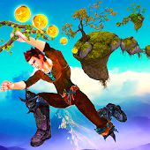 Temple Hero Sky Run - Diving Dancer