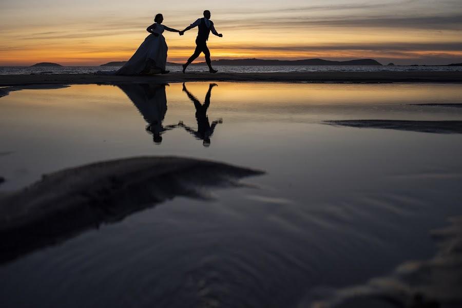 Wedding photographer Jose Mosquera (visualgal). Photo of 14.02.2020