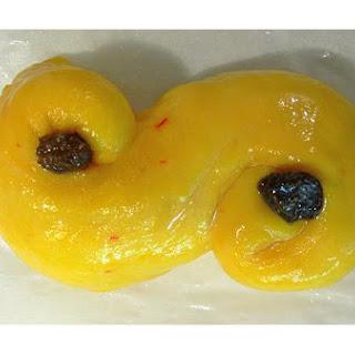 Saffron Buns - St. Lucia Bread