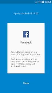 AppBlock - Stay Focused v1.1.4 build 26 (Pro)
