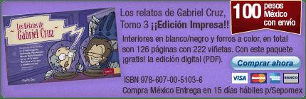 Clickea aquí para adquirir un ejemplar impreso de Los relatos de Gabriel Cruz Tomo 3
