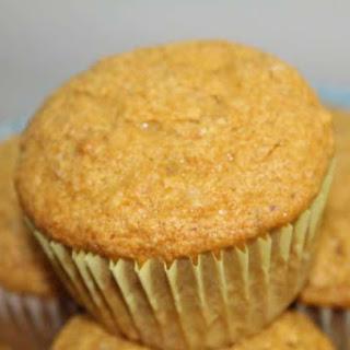 2-Ingredient Apple Banana Muffins #Recipe