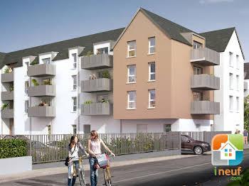 Appartement 3 pièces 56,39 m2