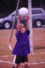 Photo: Good throw!