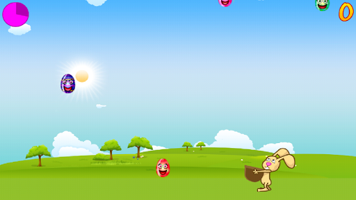 Crazy Eggs Catcher 玩休閒App免費 玩APPs