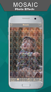 Mosaic Photo Effects - náhled